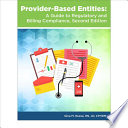 Provider-Based Entities
