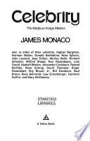 Celebrity, The Media as Image Makers by James Monaco,Ingmar Bergman PDF