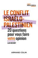 Pdf Le conflit Israélo-palestinien Telecharger