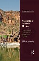 Negotiating Cultural Identity