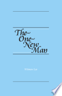 The One New Man