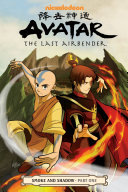 Avatar: the Last Airbender - Smoke and Shadow Part One ebook