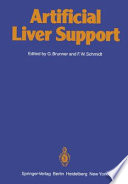 Artificial Liver Support Book