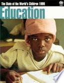 Condizione Dell infanzia Nel Mondo 1999   L istruzione