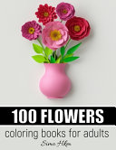 100 Flowers Coloring