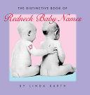 The Distinctive Book of Redneck Baby Names Pdf/ePub eBook