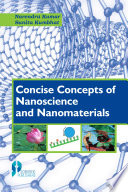 Concise Concepts of Nanoscience and Nanomaterials Book