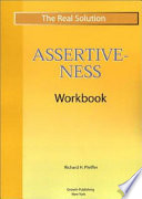 Real Solution Assertiveness Workbook Book