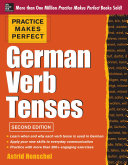 Practice Makes Perfect German Verb Tenses, 2nd Edition [Pdf/ePub] eBook