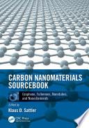 Carbon Nanomaterials Sourcebook Book