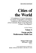Cities of the World  Europe and the Mediterranean Middle East