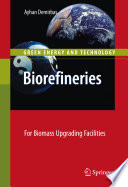 Biorefineries Book