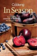 Fine Cooking in Season