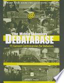 The Middle Schoolers Debatabase