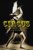 Circus as Multimodal Discourse [Pdf/ePub] eBook