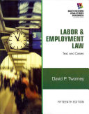 Labor and Employment Law: Text & Cases - Seite 703