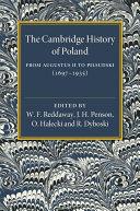 The Cambridge History of Poland