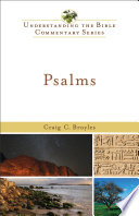 Psalms Understanding The Bible Commentary Series