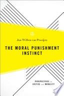 The Moral Punishment Instinct Book