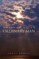 Musings of an Ordinary Man