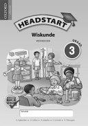 Books - Headstart Wiskunde Graad 3 Werkboek | ISBN 9780195999617