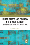 United States and Pakistan in the 21st Century Pdf/ePub eBook