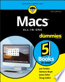 """Macs All-in-One For Dummies"" by Joe Hutsko, Barbara Boyd, Jesse Feiler, Doug Sahlin"