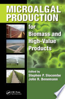 Microalgal Production for Biomass and High Value Products