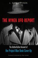 The Hynek UFO Report Book