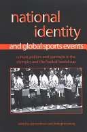 National Identity and Global Sports Events