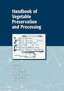 Pdf Handbook of Vegetable Preservation and Processing