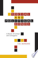 Social and Political Bonds