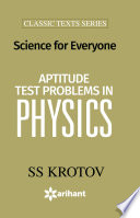 Science For Everyone Aptitude Test Problem In Physics