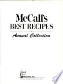 McCall's Best Recipes Annual Collection