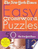 The New York Times Easy Crossword Puzzles  , Volume 3
