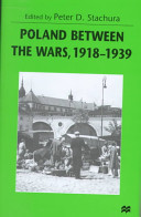 Poland Between the Wars  1918 1939