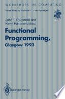 Functional Programming  Glasgow 1993