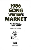1986 Song Writer s Market