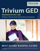 Trivium GED Preparation 2019 2020 All Subjects