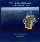 Cvn 76 Ronald Reagan  U s  Navy Aircraft Carrier