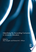 Liberalising the Accounting Curriculum in University Education