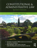 Cover of Constitutional & Administrative Law