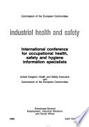 International Conference for Occupational Health, Safety and Hygiene Information Specialists