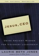Jesus, CEO Pdf/ePub eBook