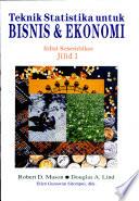 Teknik Statistika untuk Bisnis & Ekonomi, edisi 9, jilid 1