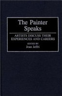 The Painter Speaks Book