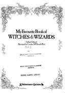 My Favorite Book Of Witches Wizards