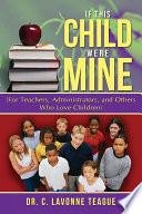 If This Child Were Mine