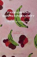 Fashion and Contemporaneity