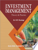 Investment Management Theory and Practice